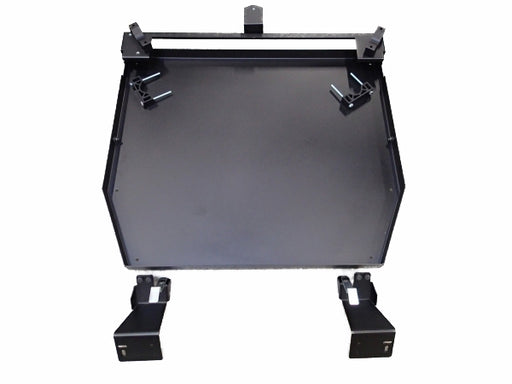 Havis 2013-2019 Ford Interceptor Utility Premium Fold Up Equipment Tray, C-TTP-INUT-2