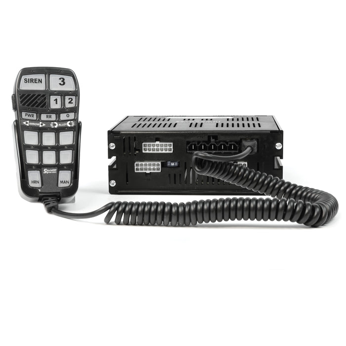 NERGY 400 SERIES HANDHELD REMOTE SIREN - 200W