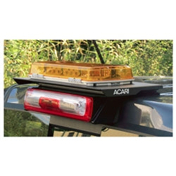 Acari Drill-Free 34 Inch Low Profile Roof Mount - Ford (Aluminum), RTM-301-LP-FORD
