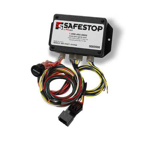 Pro-gard SAFESTOP® Vehicle Anti-theft System, SS0001