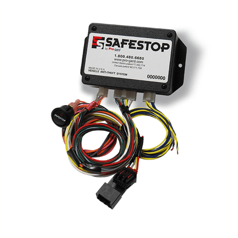 Pro-gard SAFESTOP® Vehicle Anti-theft System, SS0002