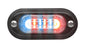 Whelen ION™ Mini T-Series™ Duo, Red/Blue- TLMI2J