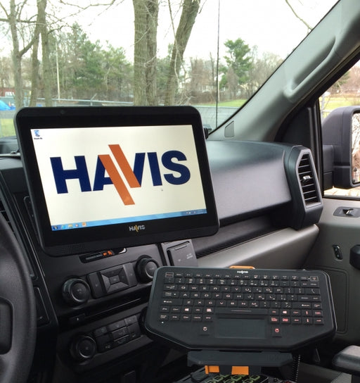 Havis Touch Screen Display, TSD-101