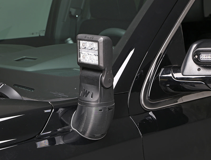 Whelen Arges® 5 Degree Spotlight Chevy Tahoe Package- W-ARG5-CTHO19
