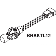 Whelen Twist-Lock Halogen & Strobe Bulbs, BRAKTL12