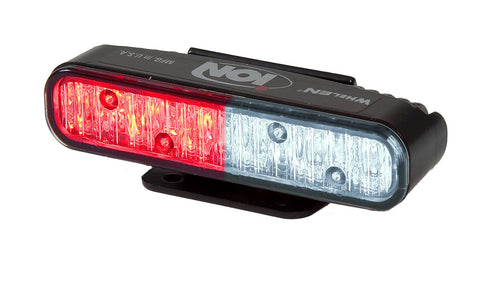 Whelen ION™ Series Ion Light, Red/White- IOND-PR