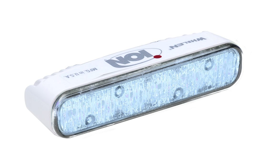 Whelen ION™ Series Ion Light, White w/ White Housing- IONWC