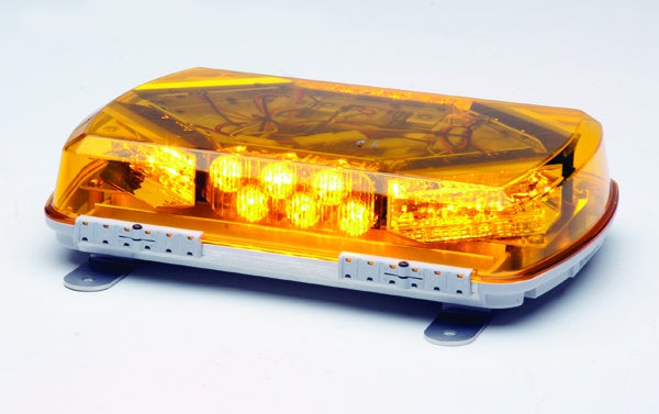 Whelen Century™ Series LED Mini Lightbars with Aluminum Base, MC11PA