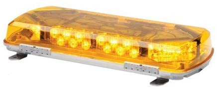 Whelen Century™ Series LED Mini Lightbars with Aluminum Base, MC16PA