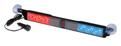 Whelen Slimlighter Super-LED Windshield Light, Red/Blue- SLPMMRB