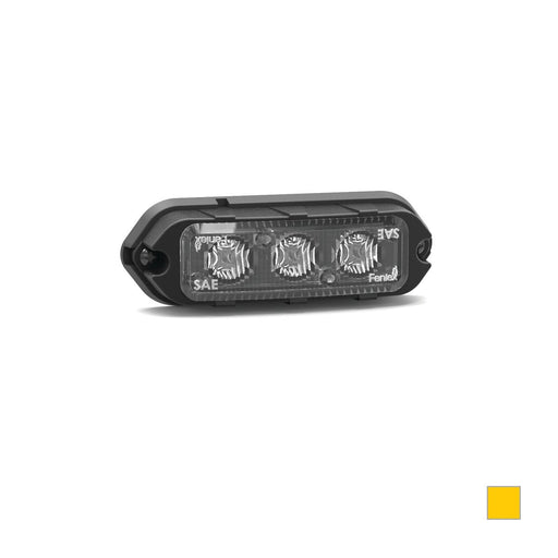 Feniex T3 LED Surface Mount Light, Amber- D-50015 A