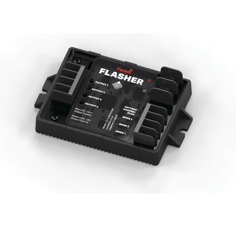 Feniex 4 Output LED Flasher- H-2220