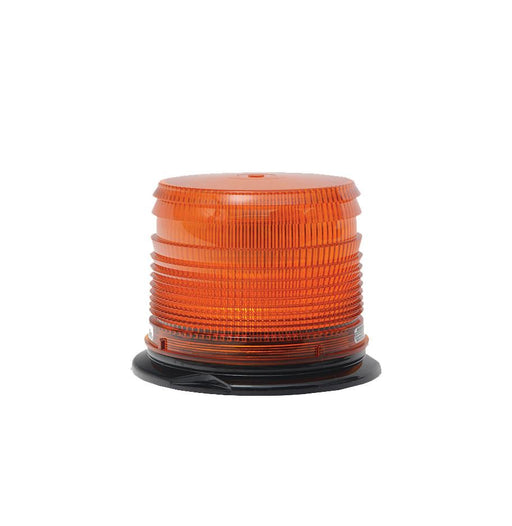 Star C-2 LED Short Dome Beacon, Amber- 256TSL-A