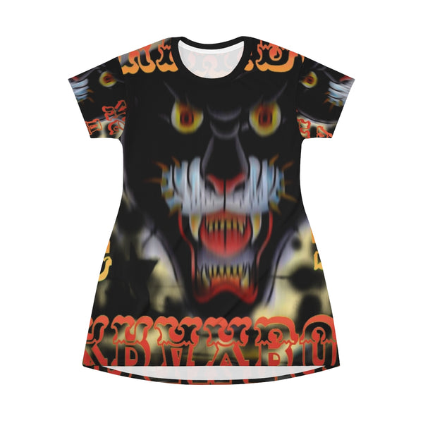 KRAXBOI VISION T-shirt Dress (FASH-2020 DRIP)