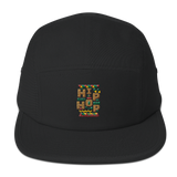 HIP-HOP 5 Panel Cap