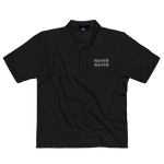 """NOYFBNOYFB"" Embroidered Polo Shirt LTD SUPPLY"