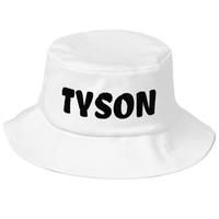 TYSON 88 Old School Bucket Hat