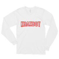 KRAXBOY K LOGO Long sleeve t-shirt