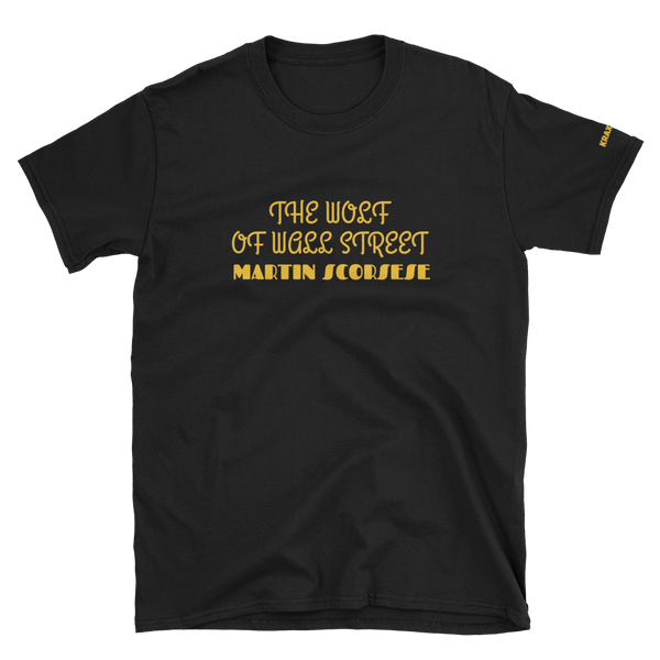 THE WOLF OF WALL STREET SL Unisex T-Shirt