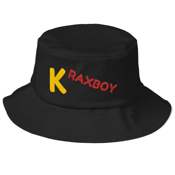 "KRAXBOY SUMMER 19 ""88' Bucket Hat"