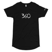 360 STRONG Long Body Urban Tee
