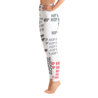 YOGA HIP HOP LEGGINGS.