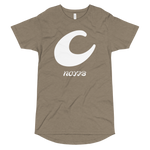 C  Letter Long Body Urban Tee