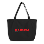 HARLEM Large organic tote bag
