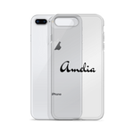 AMELIA CUSTOM NAME iPhone Case