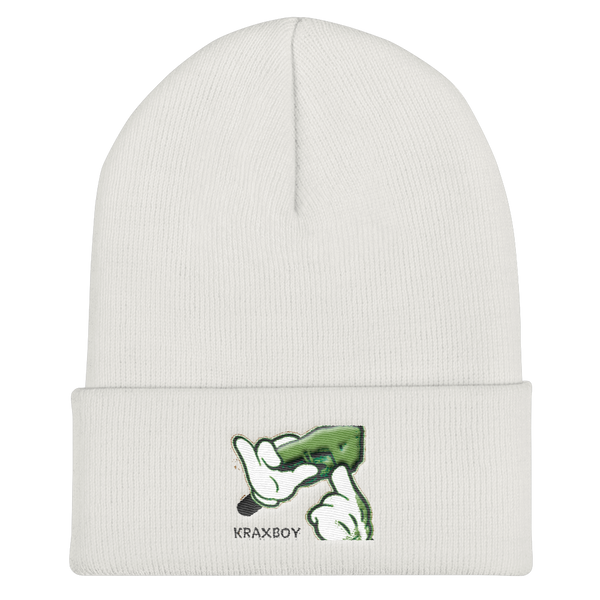 UNSTOPPABLE CHANGE Beanie