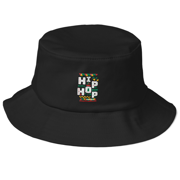 HIP-HOP Old School Bucket Hat