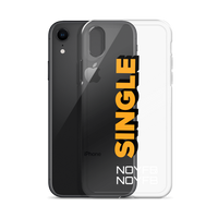SINGLE & NOYFB iPhone Cases