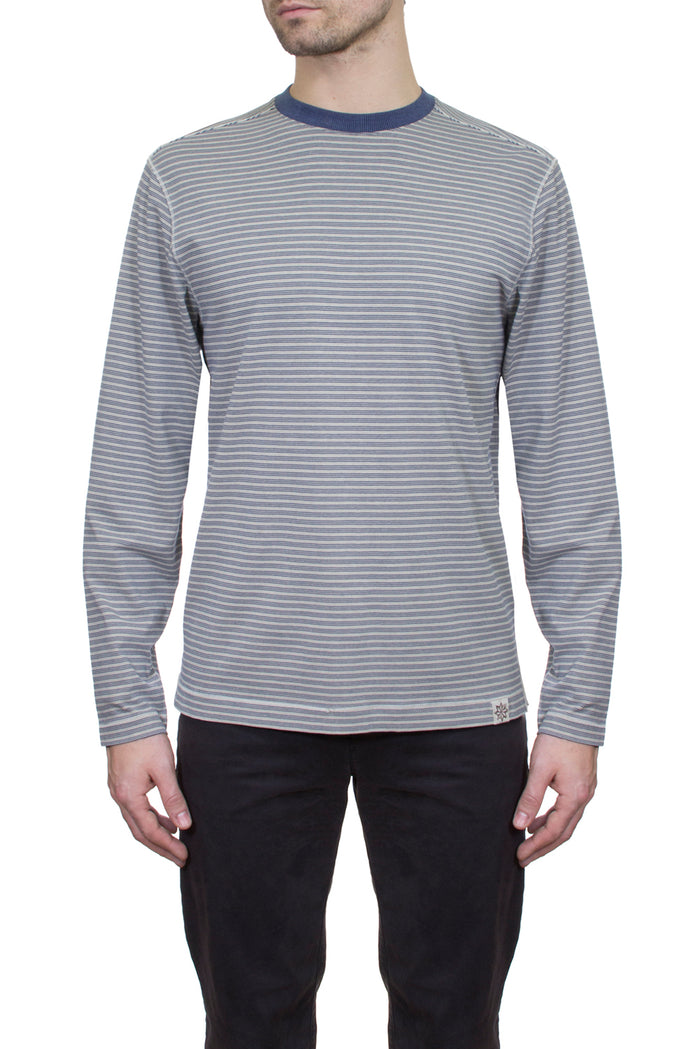 Thaddeus IVERSON Long Sleeve Crew Neck