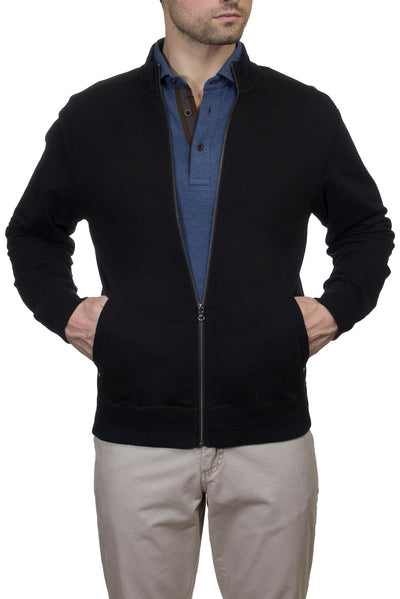 Thaddeus BANYON Long Sleeve Baseball Jacket