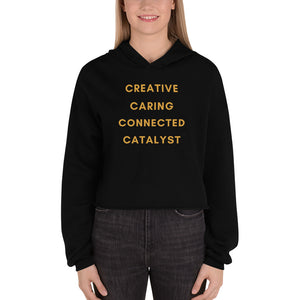 Catalyst Cropped Hoodie