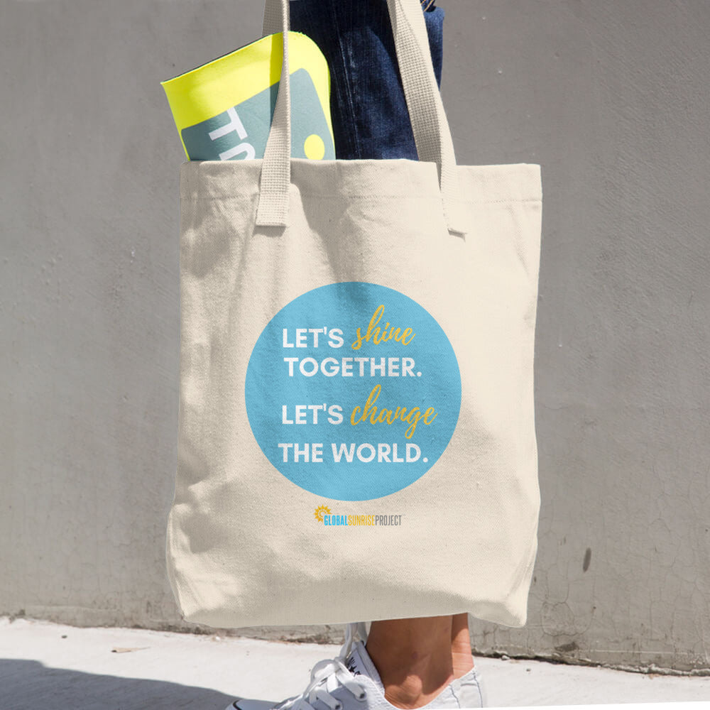 Shine Together Tote