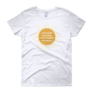 Women's Sunburst T-Shirt