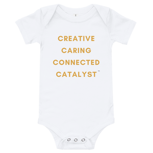 Creative Caring Connected Catalyst Bodysuit