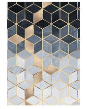 Wall Printed Art - Geometric