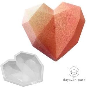 Geometric Cake Mold Accessories