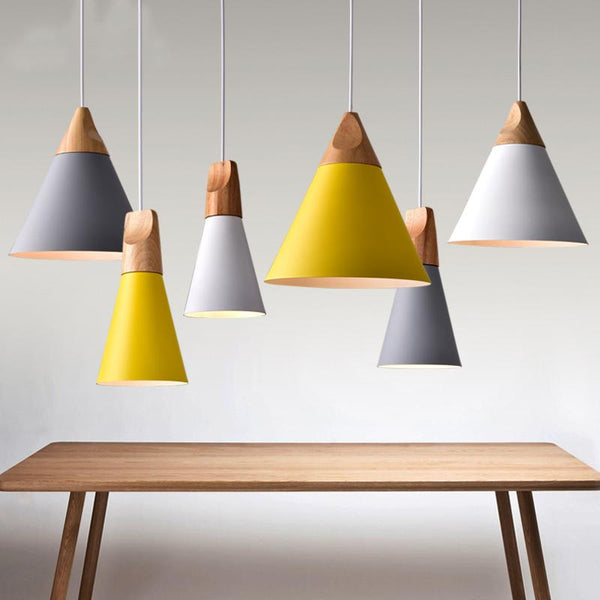 Soft Design Pendant Lights