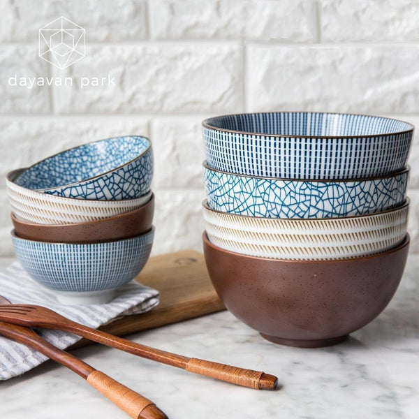 Japanese Ceramic Bowls Dishes