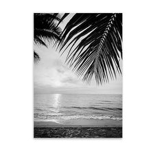 Wall Printed Art - Beach & Forest