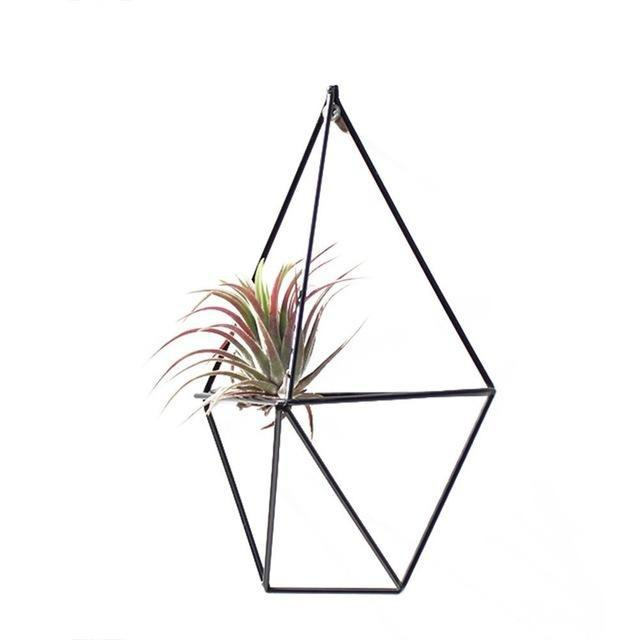 Wall Hanging Geometric Planter Accessories