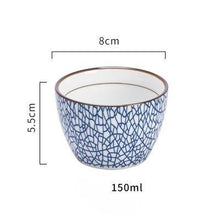 Japanese Ceramic Bowls B Tea Cup Dishes