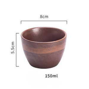 Japanese Ceramic Bowls C Tea Cup Dishes