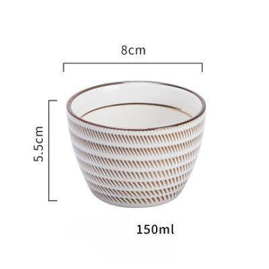 Japanese Ceramic Bowls D Tea Cup Dishes