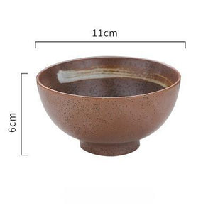 Japanese Ceramic Bowls C Rice Bowl Dishes