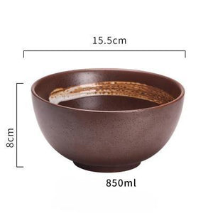 Japanese Ceramic Bowls C Noodle Bowl Dishes