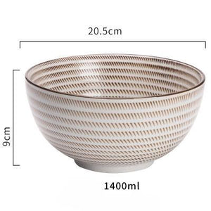 Japanese Ceramic Bowls D Big Bowl Dishes